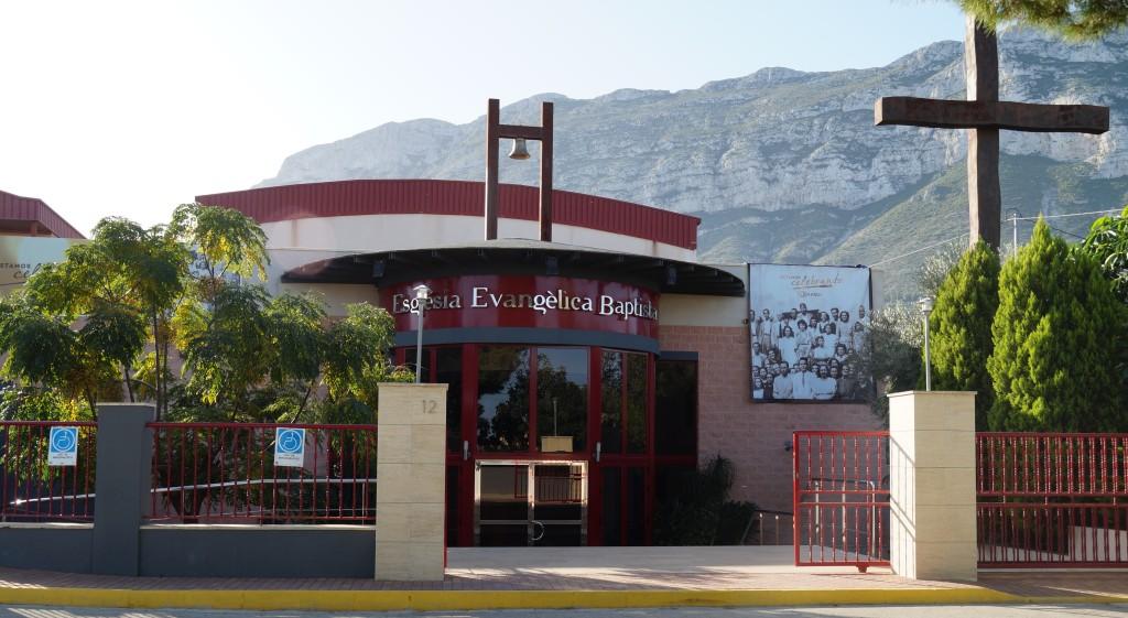 Esglesia Baptista Denia